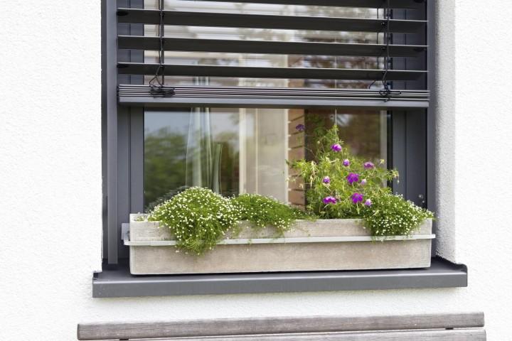 Blumenkastenhalter Ansicht 2