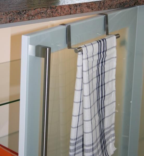 Handtuchhalter zum Einhängen, Edelstahl
