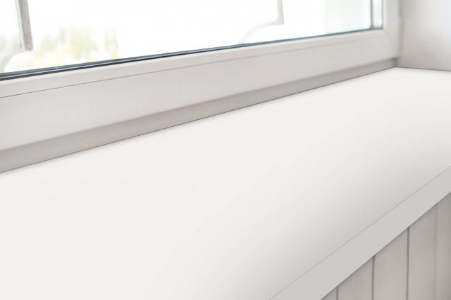 """Design-Fensterbank """"INNEN"""" inkl. Kantenschutz, MDF - verschiedene Ausführungen"""