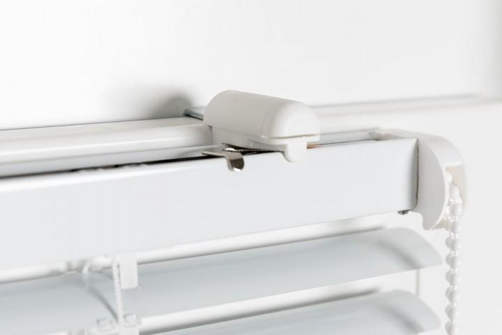 Aluminium Jalousie nach Maß für Fenster, Farbe 2011 anthrazit RAL7036