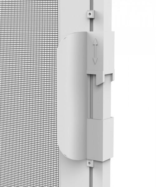 Insektenschutzrollo Tür Smart Handgriff