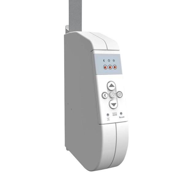 Elektrischer Gurtwickler Aufputz Standard, 15 mm Gurtbreite - 45 kg Zugkraft