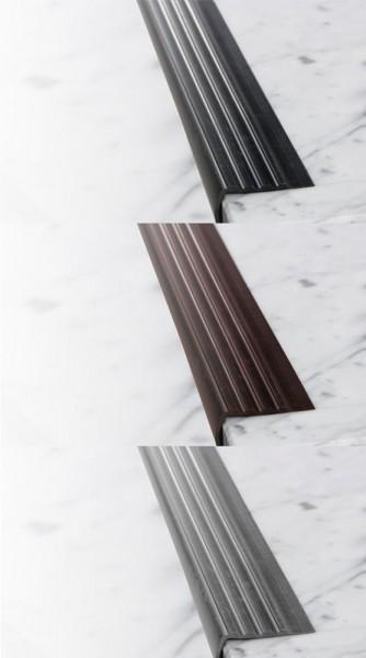 Treppenkantenprofil, Kunststoff