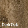 Fensterbank innen Optik Dark Oak