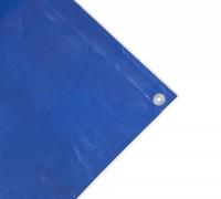 Universal Abdeck-Gewebeplane aus PE, 260 g/m² - 3 x 5m - blau