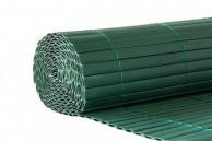 PVC-Sichtschutzmatte Grün