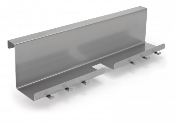 Besen- und Schaufelhalter aus Metall Halterung