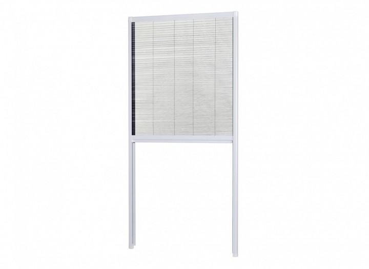 Dachfenster Plissee XL Produktbild weiß