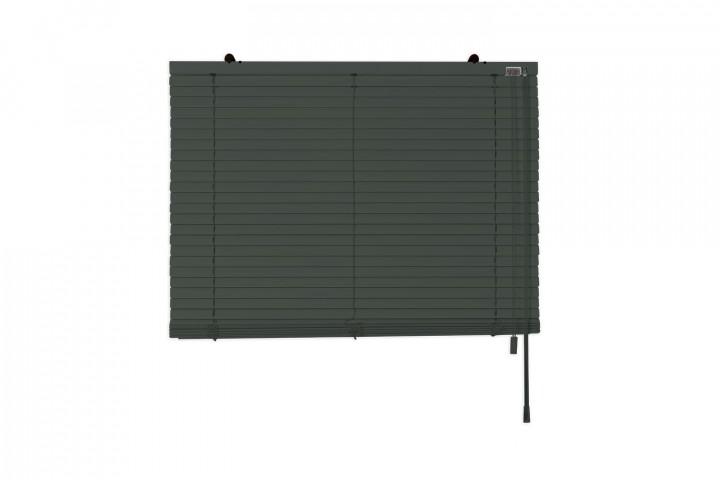 Aluminium Jalousie nach Maß für Dachfenster, Farbe 2037 anthrazit DB703