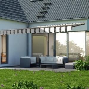 gelenkarmmarkise g nstig kaufen preis leistung top empasa. Black Bedroom Furniture Sets. Home Design Ideas