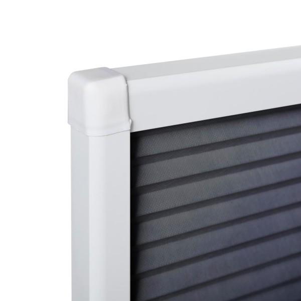 Sonnenschutz Insektenschutz Dachfenster Plissee Eckverbindung