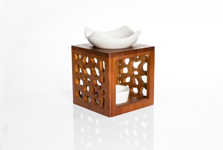 Design Aromalampe Desert Freisteller