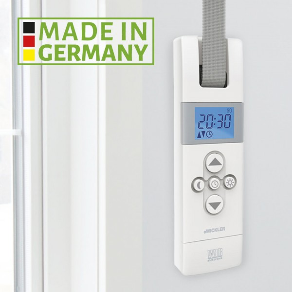 Elektrischer Gurtwickler Unterputz Comfort - Made in Germany