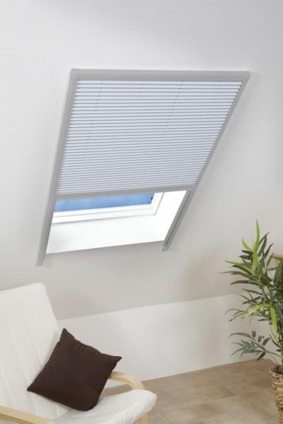Sonnenschutz Dachfenster Plissee Ansicht