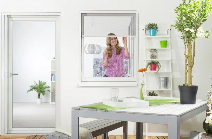 Insektenschutzrollo Fenster Smart Ambiente