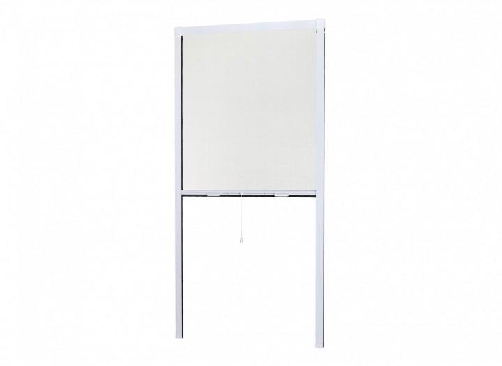 Insektenschutzrollo Fenster Smart Weiß Freisteller
