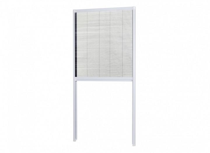 Insektenschutz Dachfenster Plissee Produktbild weiß