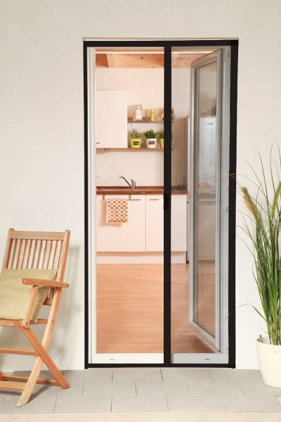 Insektenschutzrollo Tür Smart anthrazit