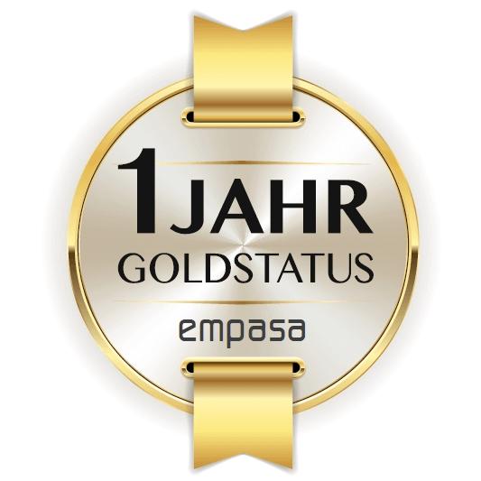 Kunden Gold Status