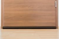 """Türbodendichtung """"easyFix"""", schwarz - 950 mm"""