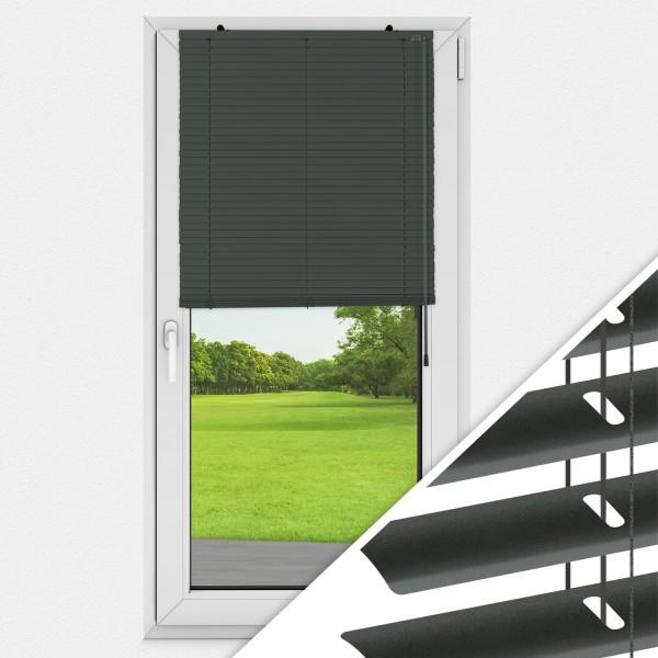 aluminium jalousie nach ma f r t ren farbe 2037. Black Bedroom Furniture Sets. Home Design Ideas