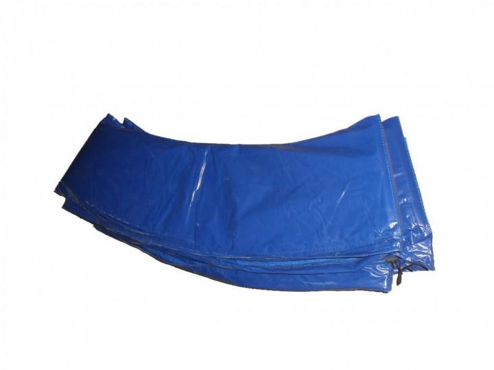 Regenabdeckung für Trampolin 15 Ft Blau gefaltet