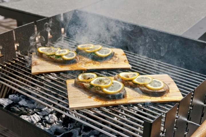 Zedernholz Grillbretter Fischbrettchen