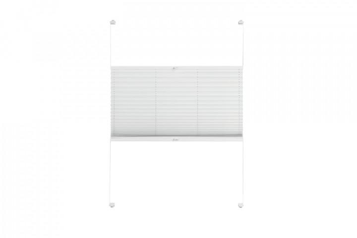 Plissee nach Maß für Fenster Farbe N193 Honeydew Freisteller VS2
