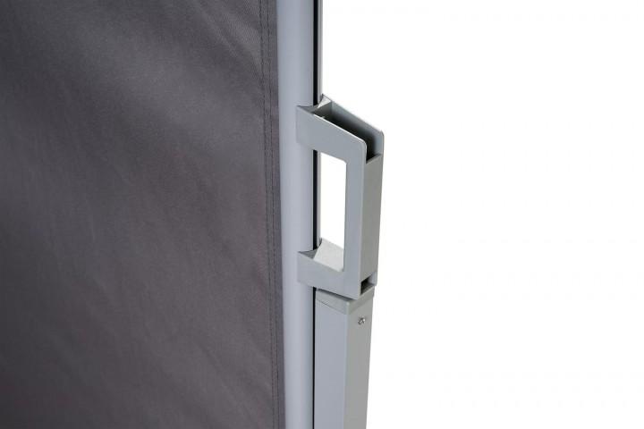 """Seitenmarkise """"START"""", Aluminium/Textilgewebe"""