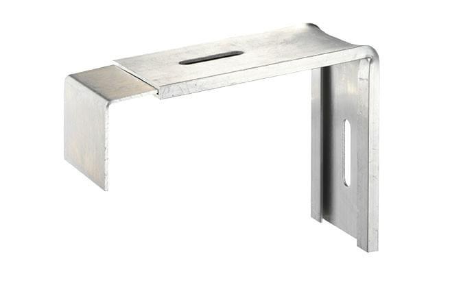 Fensterbank Variohalter, Aluminium