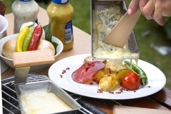 Grillpfännchen Gustico 2er Set Edelstahl servieren 2