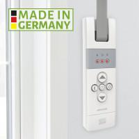 Elektrischer Gurtwickler Unterputz Standard, 23 mm Gurtbreite - 45 kg Zugkraft