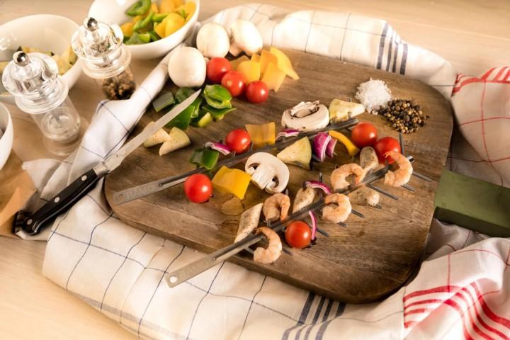 Grillkamm Ramo Gemüse