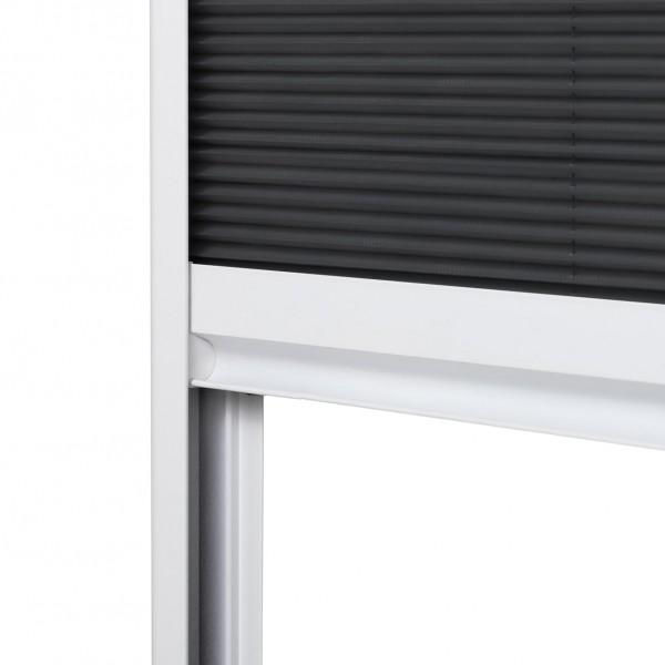Dachfenster Sonnenschutz Plissee MASTER SUN Schiene