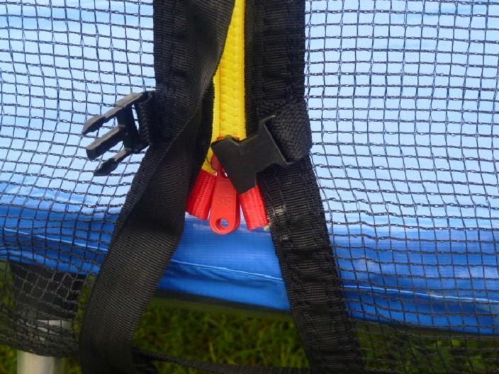 """Trampolin """"DEUTSCHLAND"""", 3.05 / 3.66 m"""