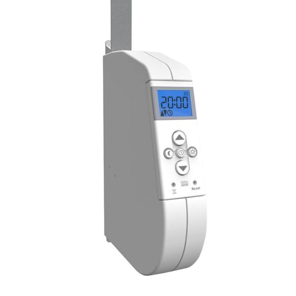 Elektrischer Gurtwickler Aufputz Comfort, 15 mm Gurtbreite - 45 kg Zugkraft