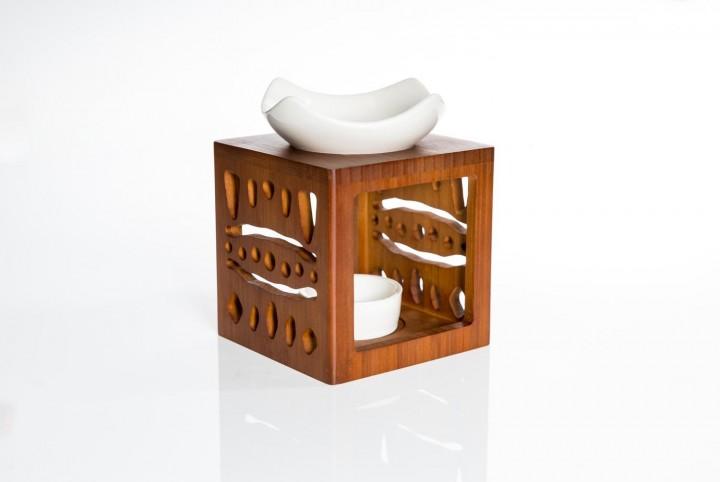 Design Aromalampe Ethno Freisteller
